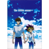 Doujinshi - Novel - Yu-Gi-Oh! / Kaiba x Yugi (The 1000th summer-) / AQUAQUA