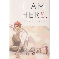 Doujinshi - Anthology - Blue Exorcist / Renzo x Suguro (I AM HERS.)