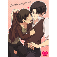 [Boys Love (Yaoi) : R18] Doujinshi - Shingeki no Kyojin / Eren x Levi (Just the way you are) / A.M.Sweet