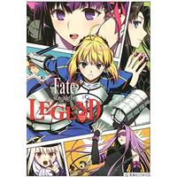 Doujinshi - Anthology - Fate/stay night (Fate/stay night LEGEND アンソロジーコミック / アンソロジー) / 講談社
