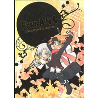 Doujinshi - Anthology - D.Gray-man / Allen Walker x Lavi (From A to L) / 雁来さくも、他