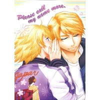 Doujinshi - TIGER & BUNNY / Keith x Ivan (Please call my name more.) / FURA★BONO BONBON