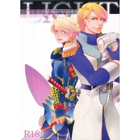 [Boys Love (Yaoi) : R18] Doujinshi - TIGER & BUNNY / Keith x Ivan (LIGHT) / planet-blue