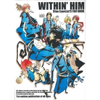 Doujinshi - Blue Exorcist / Renzo x Rin (WITHIN'HIM) / TOKIMOOON