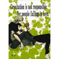 [Boys Love (Yaoi) : R18] Doujinshi - TIGER & BUNNY / Barnaby x Kotetsu (Gravitation is not responsible for people falling in love) / subG