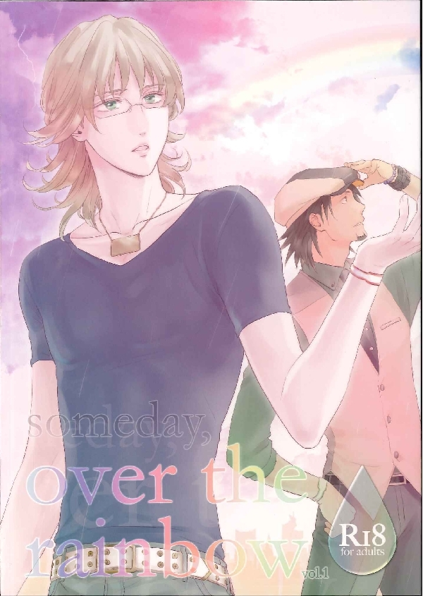 [Boys Love (Yaoi) : R18] Doujinshi - TIGER & BUNNY / Kotetsu x Barnaby (someday, over the rainbow vol.1) / neutral.