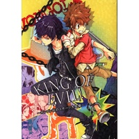 Doujinshi - Novel - REBORN! / Mukuro x Tsuna (KING OF EVIL!) / トビウオのように