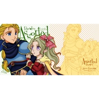 Doujinshi - Dissidia Final Fantasy / Edgar Roni Figaro & Tina (Final Fantsy Series) (Assorted) / affection