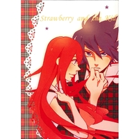 Doujinshi - Manga&Novel - Anthology - NARUTO / Minato x Kushina (strawberry and the kid.) / monsoon&Traumerei