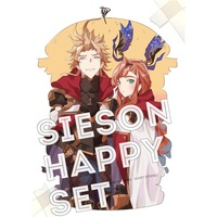 Doujinshi - GRANBLUE FANTASY / Siete (SIESON HAPPY SET) / HOROYOI