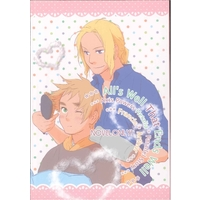 Doujinshi - Novel - Hetalia / France x United Kingdom (All's Well That Ends Well) / ALMAGEST