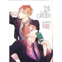 [Boys Love (Yaoi) : R18] Doujinshi - Novel - Hetalia / America x United Kingdom (the Last Order) / 翼リセット