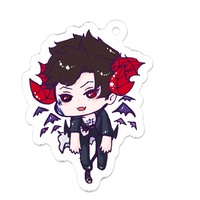 Key Chain - GRANBLUE FANTASY / Belial