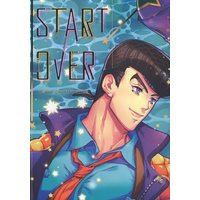 Doujinshi - Jojo Part 3: Stardust Crusaders / Jyosuke x Jyoutarou (START OVER part2) / 織田村