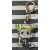 Key Chain - Jojo no Kimyou na Bouken / Prosciutto & Assassination Team