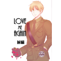 [Boys Love (Yaoi) : R18] Doujinshi - Hetalia / United Kingdom & Japan (Love Me Again 前編) / すいおん25℃