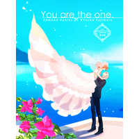 [NL:R18] Doujinshi - Novel - Fate/Grand Order / Edmond Dantes x Gudako (You are the one.) / 夕涼み