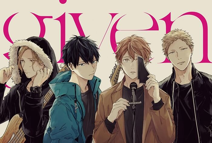 Given On Air In July 2019 The First Bl Anime In Noitamina