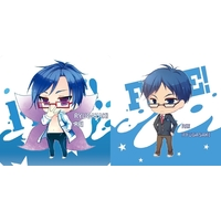 Cushion Cover - Free! (Iwatobi Swim Club) / Ryugazaki Rei