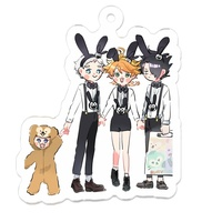 Key Chain - The Promised Neverland