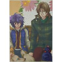 Doujinshi - Novel - Mobile Suit Gundam 00 / Lockon Stratos x Setsuna F. Seiei (スローステップ 2) / Logic CLUB