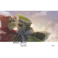 Doujinshi - Novel - TIGER & BUNNY / Barnaby x Kotetsu (Dear HERO) / 不確定青