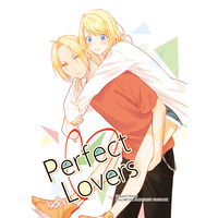 Doujinshi - Fullmetal Alchemist / Edward Elric x Winry Rockbell (Perfect Lovers) / 午前10:00