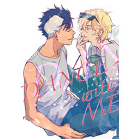 Doujinshi - BANANA FISH / Shorter Wong x Ash Lynx (dance with me) / Rokumaku