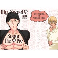 [Boys Love (Yaoi) : R18] Doujinshi - Meitantei Conan / Amuro x Akai (My Sweet Sugar Pie Pie) / Green Torch