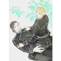 [Boys Love (Yaoi) : R18] Doujinshi - Legend of the Galactic Heroes / Oskar von Reuenthal x Wolfgang Mittermeyer (repeat) / cps
