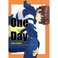 Doujinshi - Blood Blockade Battlefront / Steven A Starphase x Leonard Watch (One Day) / Pivot
