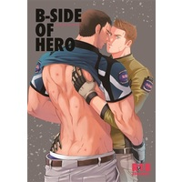 [Boys Love (Yaoi) : R18] Doujinshi - Biohazard (Resident Evil) / Piers Nivans x Chris Redfield (B-SIDE OF HERO) / locolible