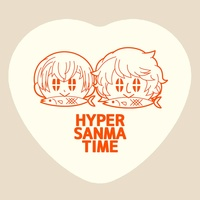 Badge - Hetalia / Russia & Japan