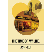 Doujinshi - Novel - BANANA FISH / Ash x Eiji (THE TIME OF MY LIFE.) / 五等辺三角形