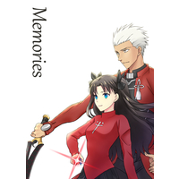 Doujinshi - Fate/stay night / Archer x Rin Tohsaka & Archer x Rin (Memories) / B-STEED