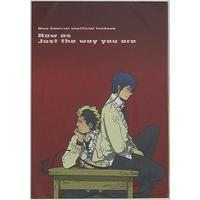 Doujinshi - Blue Exorcist / Suguro x Rin (Now as Just the way you are) / れっどくろう