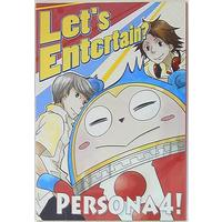Doujinshi - Persona4 / All Characters (Persona) (Let's Entertain?) / comeri