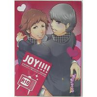 [Boys Love (Yaoi) : R18] Doujinshi - Anthology - Persona4 / Yosuke x Yu (JOY!!! *アンソロジー)
