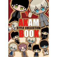 Doujinshi - Illustration book - Meitantei Conan / Akai x Amuro (AKAM STYLE COLLECTION BOOK) / タチバナ