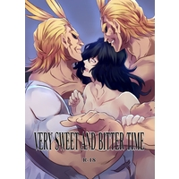 [Boys Love (Yaoi) : R18] Doujinshi - My Hero Academia / All Might & Aizawa Shouta (VERY SWEET AND BITTER TIME) / ねいるふぁくとりー