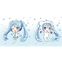 Cushion Cover - VOCALOID / Miku & Snow Miku