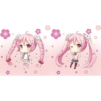Cushion Cover - VOCALOID / Miku & Sakura Miku
