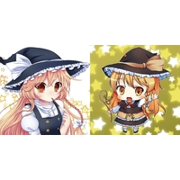 Cushion Cover - Touhou Project / Kirisame Marisa
