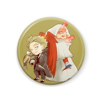 Badge - My Hero Academia / Endeavor & Hawks