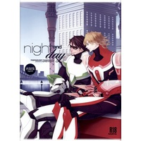 [Boys Love (Yaoi) : R18] Doujinshi - TIGER & BUNNY / Kotetsu x Barnaby (night and day) / nightflight