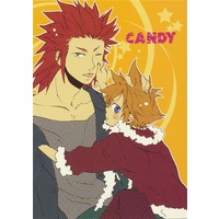 Doujinshi - KINGDOM HEARTS / Axel x Sora (CANDY) / 鹿印