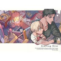 Doujinshi - Meitantei Conan / Akai x Amuro (Starting Over) / TACHIKAWA absolution