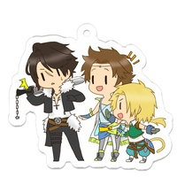 Key Chain - Dissidia Final Fantasy