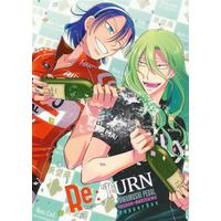 Doujinshi - Yowamushi Pedal / Toudou x Makishima (Re:TURN) / PepperBox