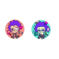 Badge - My Hero Academia / Shinsou Hitoshi